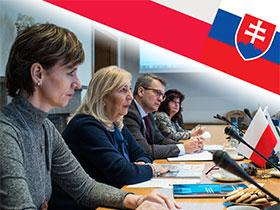 Slovak auditors interested in the audit quality assurance system at NIK