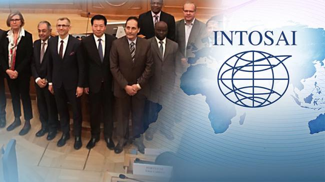 NIK at the meeting of the INTOSAI Governing Board