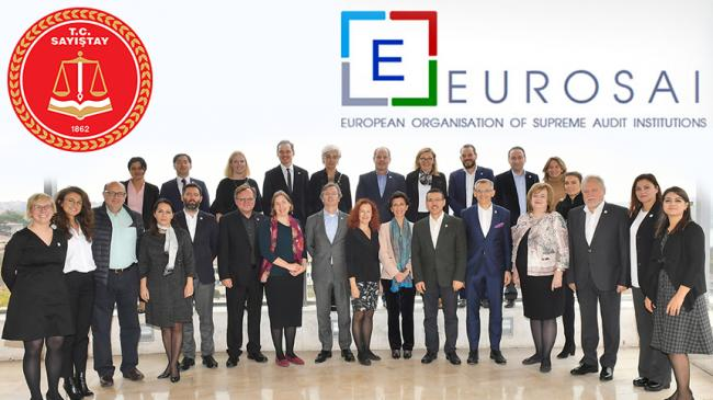 Working meeting of EUROSAI Governing Board in Istanbul