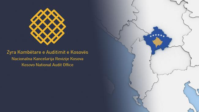 Logo of Kosovo NOK next to map of the Kosovo
