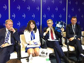 Prezes NIK Krzysztof Kwiatkowski prezentuje wyniki raportów
