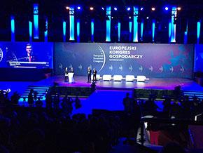 Sesja Europejskiego Kongresu Gospodarczego w Katowicach