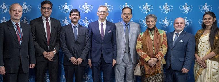 Delegacje Najwyższej Izby Kontroli i Urzędu Kontrolera i Audytora Generalnego Indii