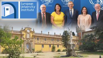 European University Institute positively assessed